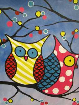 Whos Night Owls