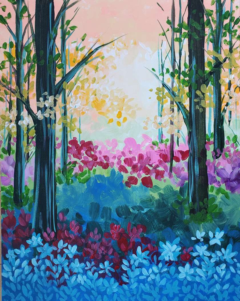 Wild Flower Forest
