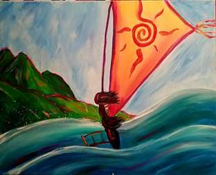 Wind In My Sail