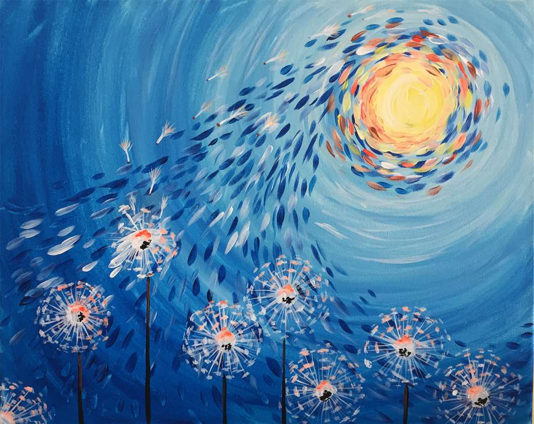 Windblown Wish