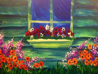 Windowsill Garden