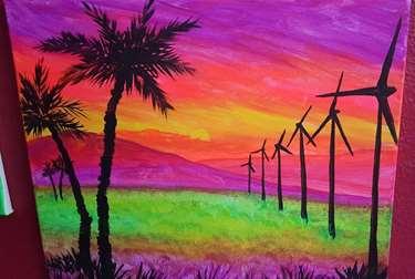 Windy Palms