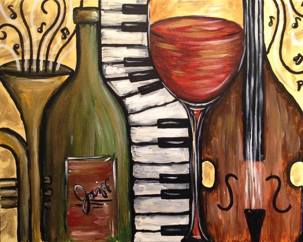 Wine and Jazz