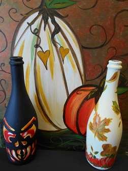 Wine Bottle Class