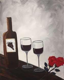 Wine Shine & Roses