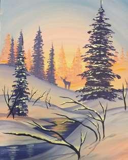Winter Dawn