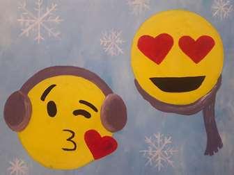Winter Emojis
