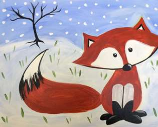 Winter Fox