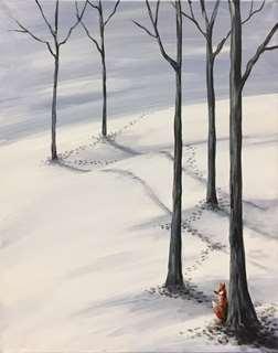 Winter Fox Trot