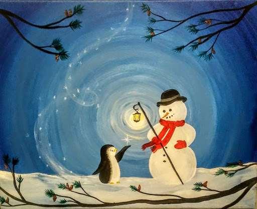 Winter Friendship