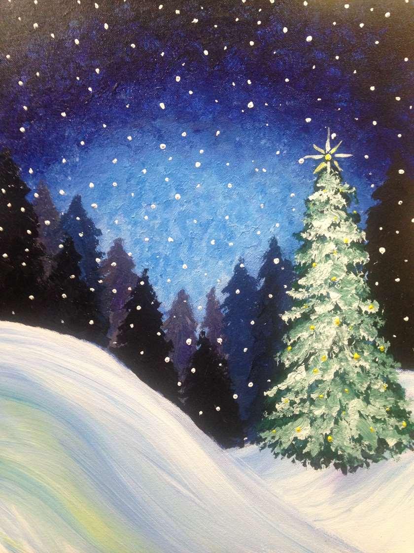 Winter Moonlight