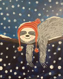 Winter Sloth