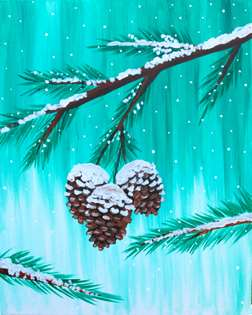 Winter Snow Cones