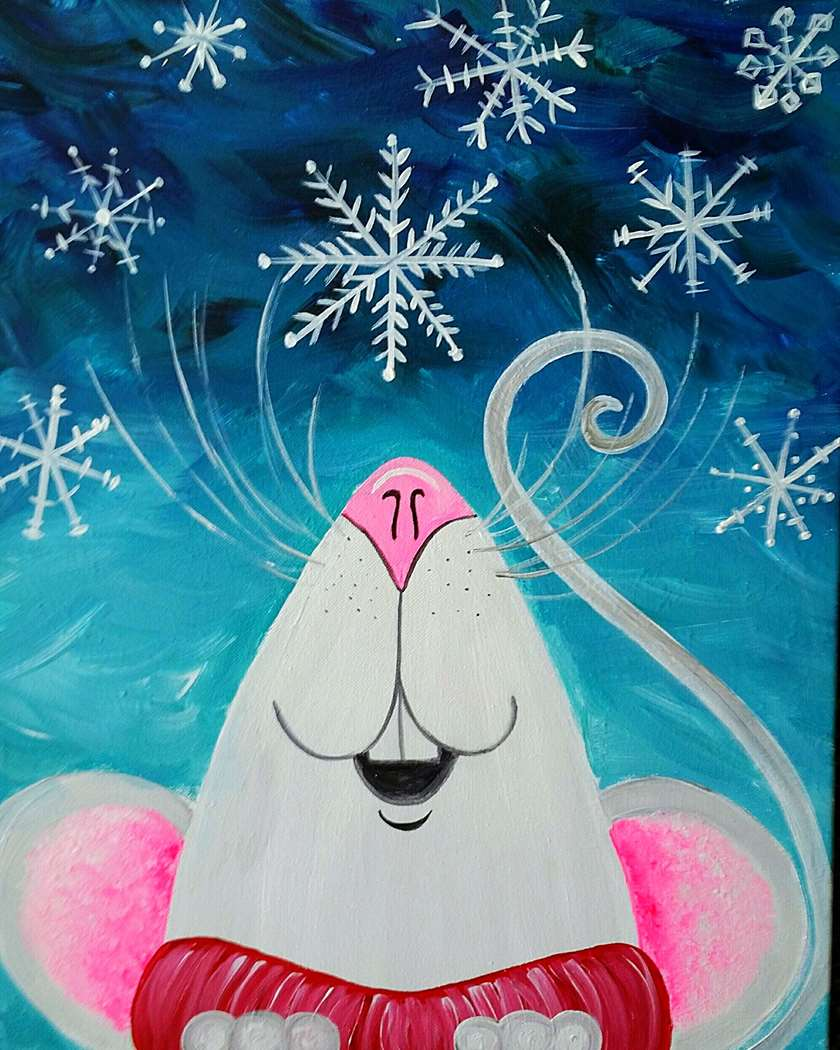 Winter Whiskers - Family Day - ages 5 and up allowed, but everyone needs a reservation