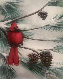 Winter Wonderbird