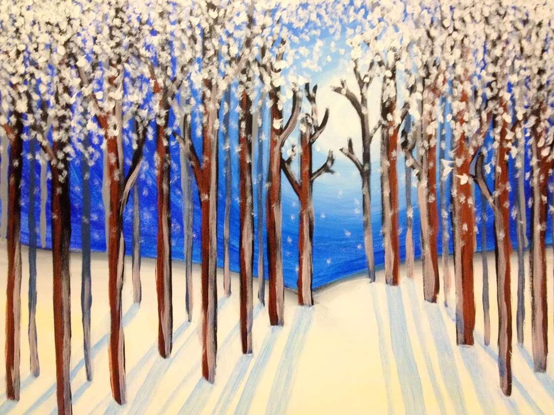 Winter Woodlands
