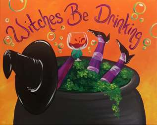 Witches Be Drinking