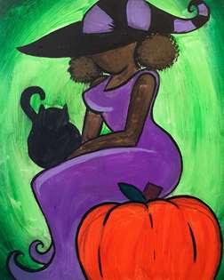 Witchy Goddess