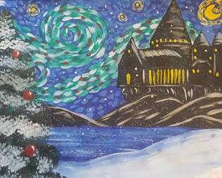 Wizard's Christmas