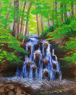 Green Forest Falls