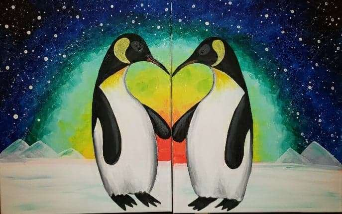 You Are My Penguin Date Night