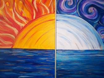 You R My Sun & Moon