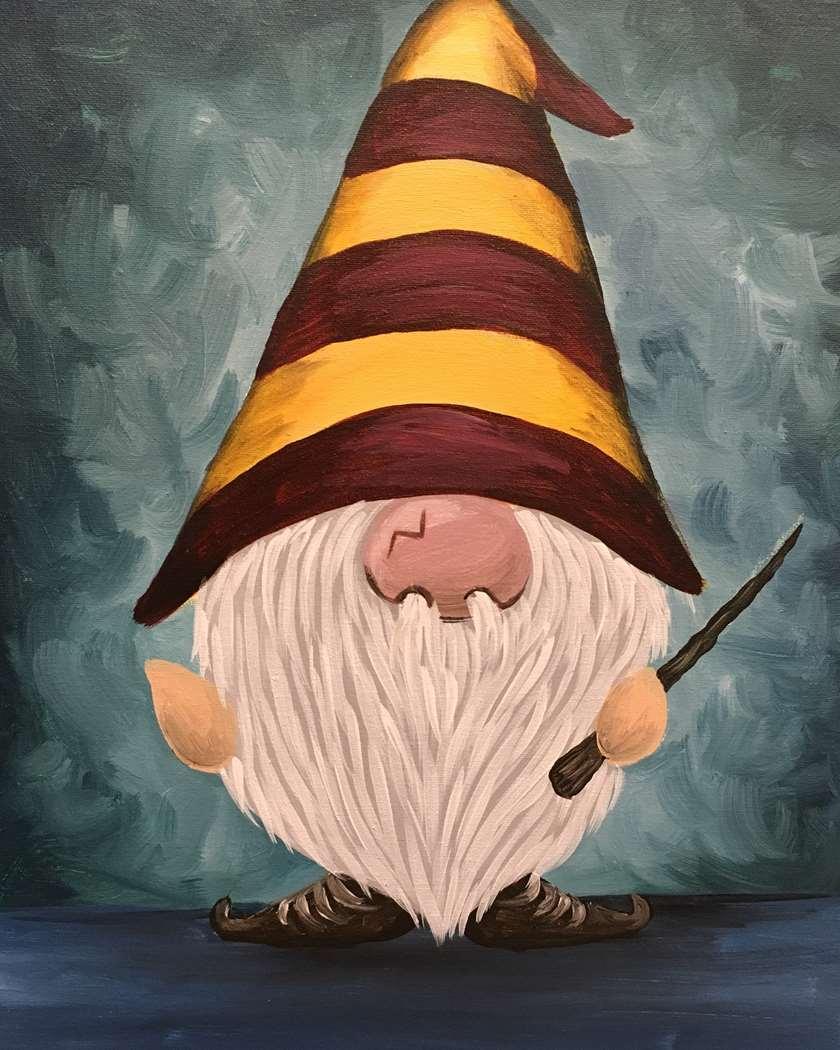 IN-STUDIO EVENT- HP's Birthday. Magical Gnome