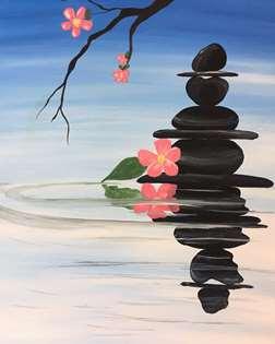 Zen blossom