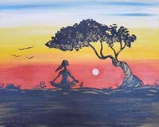 Zen Sunrise
