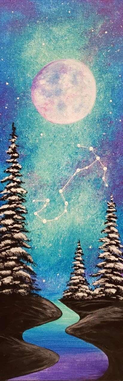 Zodiac Constellation